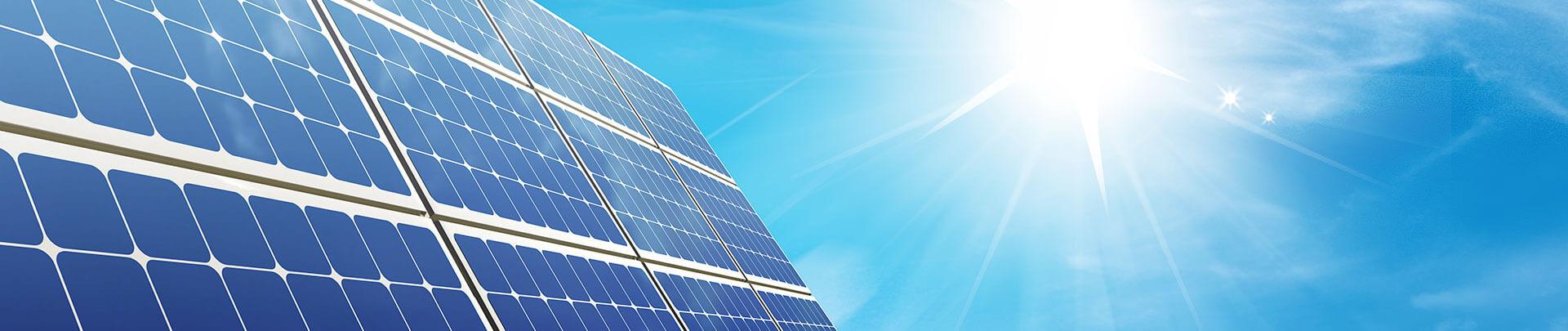 Energiesparen Solar